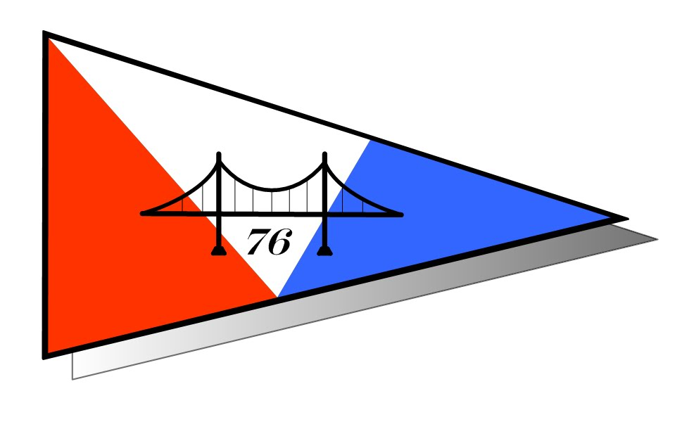 Benicia Fleet 76 Flag